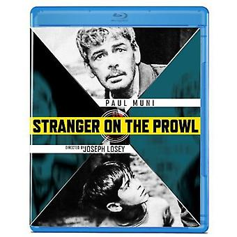 Stranger on the Prowl [BLU-RAY] USA import