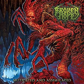 Broken Hope - Mutilated & Assimilated [CD] USA import