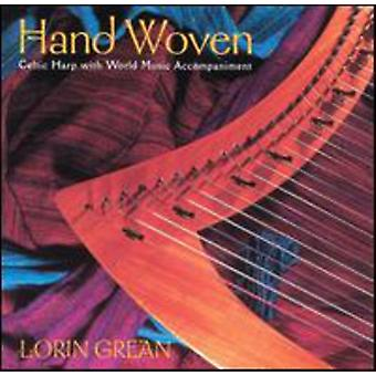 Lorin Grean - Hand Woven [CD] USA import