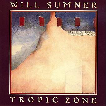 Will Sumner - Tropic Zone [CD] USA import