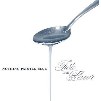 Intet malet blå - smag smag [CD] USA importen