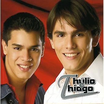 Thulio & Thiago - Ao Vivo [CD] USA import