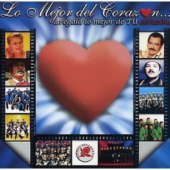 Lo Mejor Del Corazon - Lo Mejor Del Corazon [CD] USA import