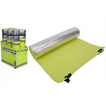 Insulated Camping Mat - Green - Summit