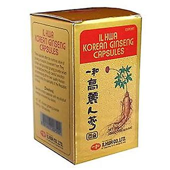Tongil Il Hwa Ginseng 100Cap.tarro (Vitamine e supplementi , Nutrienti)