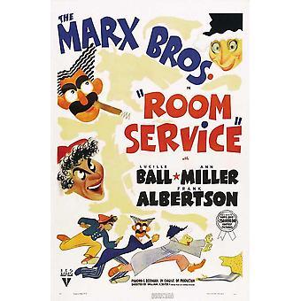 Servicio de habitaciones Movie Poster (11 x 17)