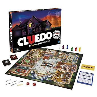 Hasbro Cluedo Mystery Game (Toys , Boardgames , Family Games)