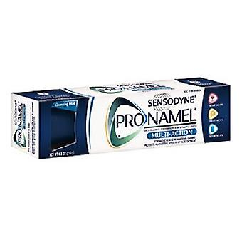 Sensodyne Pro-émail Multi Action Tube de dentifrice 2 Pack
