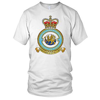 RAF Royal Air Force Nr. 1 Polizei Squadron Herren-T-Shirt
