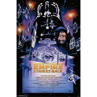 Star Wars - Episode 5-Poster-Plakat-Druck