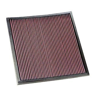 K&N 38-0739 High Performance Replacement Air Filter Panel