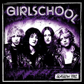 Girlschool - Glasgow 1982 [CD] USA import