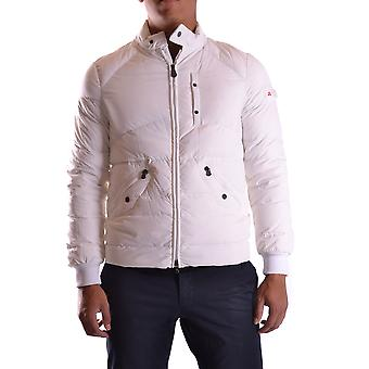 Peuterey men's MCBI235141O white nylon jacket