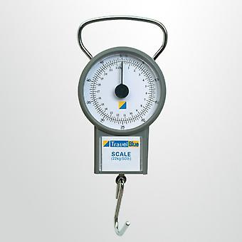 Balance of travel. (Travel Scales)