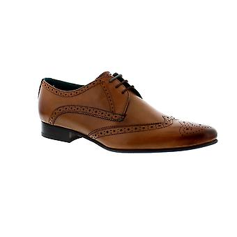 Ted Baker Hosei - Tan Leather (Brown) Mens Shoes