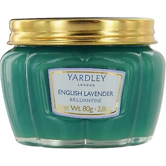 Yardley By Yardley English Lavender Brilliantine (Hair Pomade) 2.8 Oz