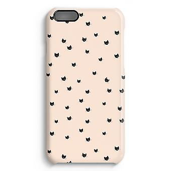 iPhone 6 Plus Full Print Case (brillant) - petits chats