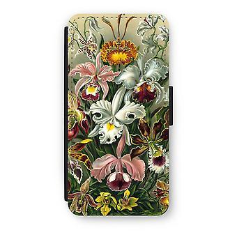 iPhone 8 Flip Case - Haeckel Orchidae