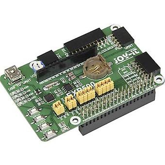 Raspberry Pi® add-on PCB Green RB-EXP500 Raspberry Pi® 2 B, Raspberry Pi® 3 B, Raspberry Pi® B+