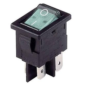 Toggle switch 230 Vac 10 A 2 x Off/On Arcolectric