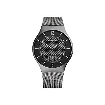 Bering radio controlled collection 51640-072 men's watch