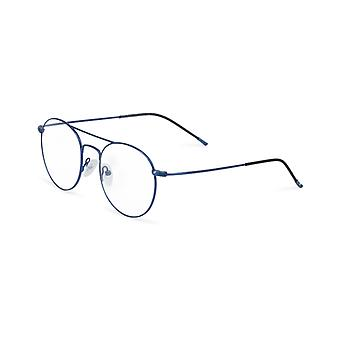 Made in Italia Unisex Eyeglasses Blue
