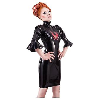 Westward Bound Dame Perignon Dress Latex Rubber Dress