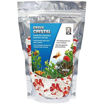 Ica Grava Cristal Mix 400 Gr (Fish , Decoration , Gravel & sand)