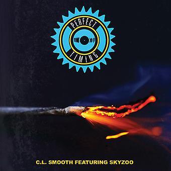 C.L. glat / Skyzoo - perfekt Timing / Instrumental [Vinyl] USA import