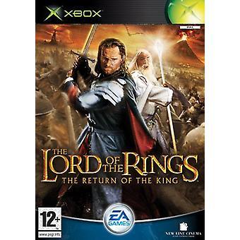 Sagan om ringen återlämnande av kungen (Xbox)