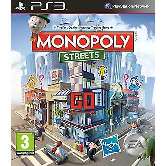 Monopoly Streets (PS3) - Fabrik versiegelt