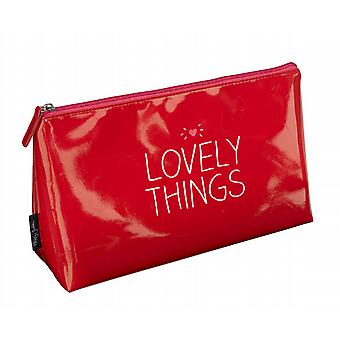 Lovely Things Wash Bag by Happy Jackson / Wild & Wolf