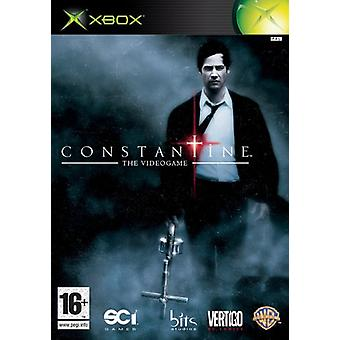 Constantine (Xbox) - Factory Sealed