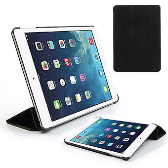 Smart dekke svart for Apple iPad air + folie og touch penn