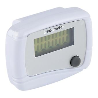 Mini Pedometer-White