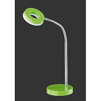 Trio Beleuchtung Rennes modernen grünen Metall Tischlampe