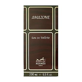Hermes Amazone Eau De Toilette Splash 6.5Oz/200ml New In Box (Vintage)