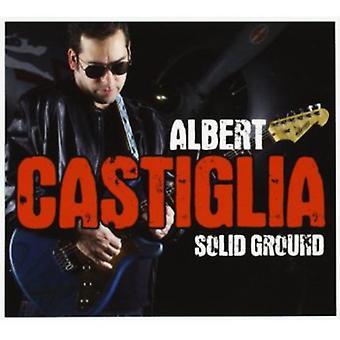 Albert Castiglia - fast grund [CD] USA import