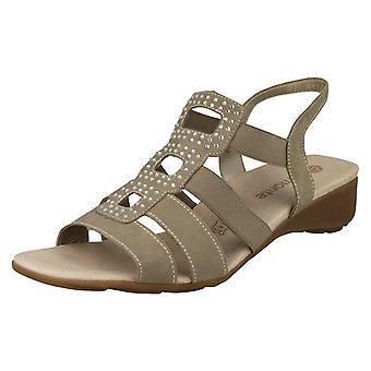 Ladies Remonte Smart Causal Sandals R5252