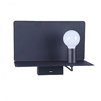 Maytoni verlichting Rack tabel & tabel vloerlamp, zwart