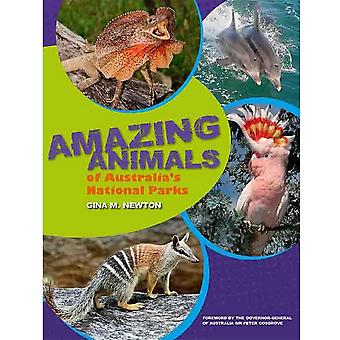 Sterling Books Amazing Animals of Australia's National Parks