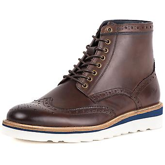 Goodwin Smith Linton Mens Wedge Brogue Boots  AND COLOURS