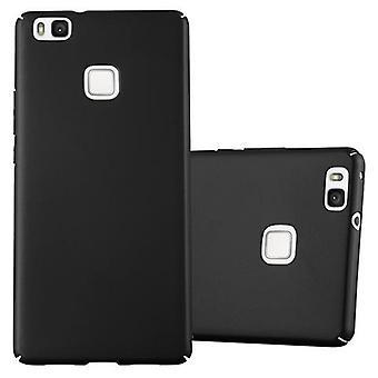 Cadorabo case for Huawei P9 LITE - hard case phone cover in Matt metal design - cover of bumper back case cover