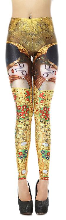 Waooh - Fashion - Legging printed art