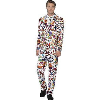 Groovy Suit, Medium