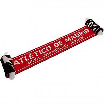 Atletico Madrid Champions League Schal