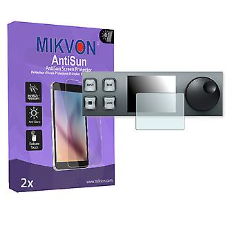Blackmagic HyperDeck Studio Pro Screen Protector - Mikvon AntiSun (Retail Package with accessories)
