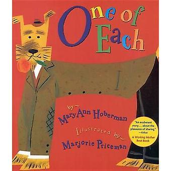 Ein jeder von Mary Ann Hoberman - 9780316366441 Buch