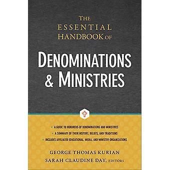 Viktig håndboken av kirkesamfunn og departementer av George Thom