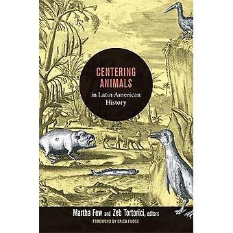 Centrage animaux dans l'histoire de l'Amérique latine - écriture en Lat